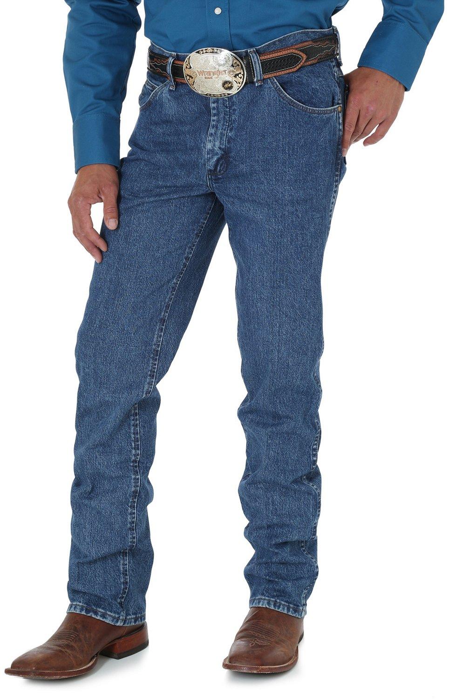 02200117 Wrangler Men's Premium Performance Cowboy Cut Slim Fit Jean | Academy