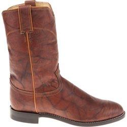 Men's Ropers Marbled Deerlite Western Boots