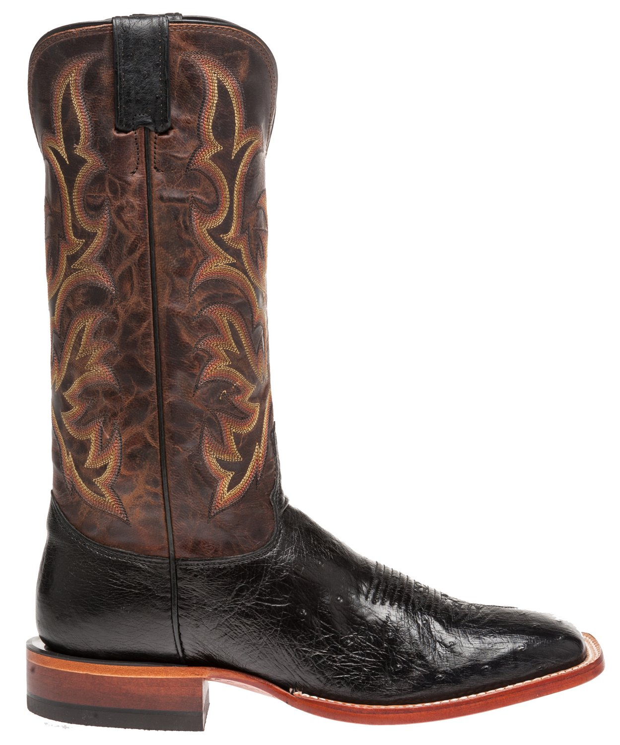 a16695cb6 Display product reviews for Justin Men s Exotics Smooth Ostrich Western  Boots