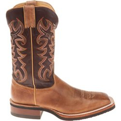 Men's AQHA Q-CREPE® America Cowhide Western Boots