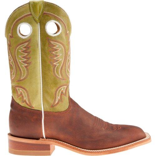 Justin Men's Bent Rail Ponteggio Western Boots