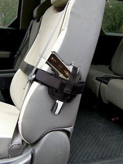 PSP Peacekeeper Concealed Carry Car Seat Holster