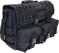Overnight Bag with Handgun Concealment