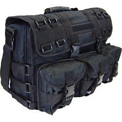 Overnight Bag with Handgun Concealment