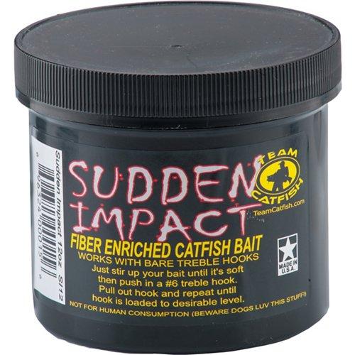 Team Catfish Sudden Impact 12 oz. Stink Bait