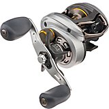 Pflueger Supreme Low-Profile Baitcast Reel Left-handed