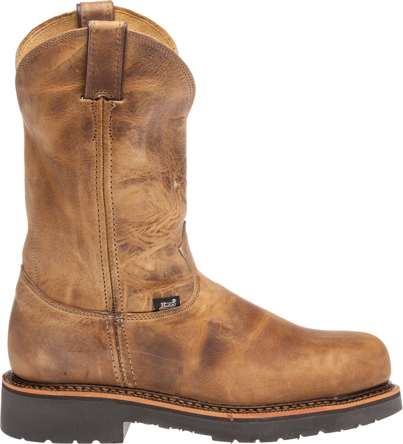 308f528088b8 Display product reviews for Justin Men s Rugged Gaucho Steel Toe Work Boots