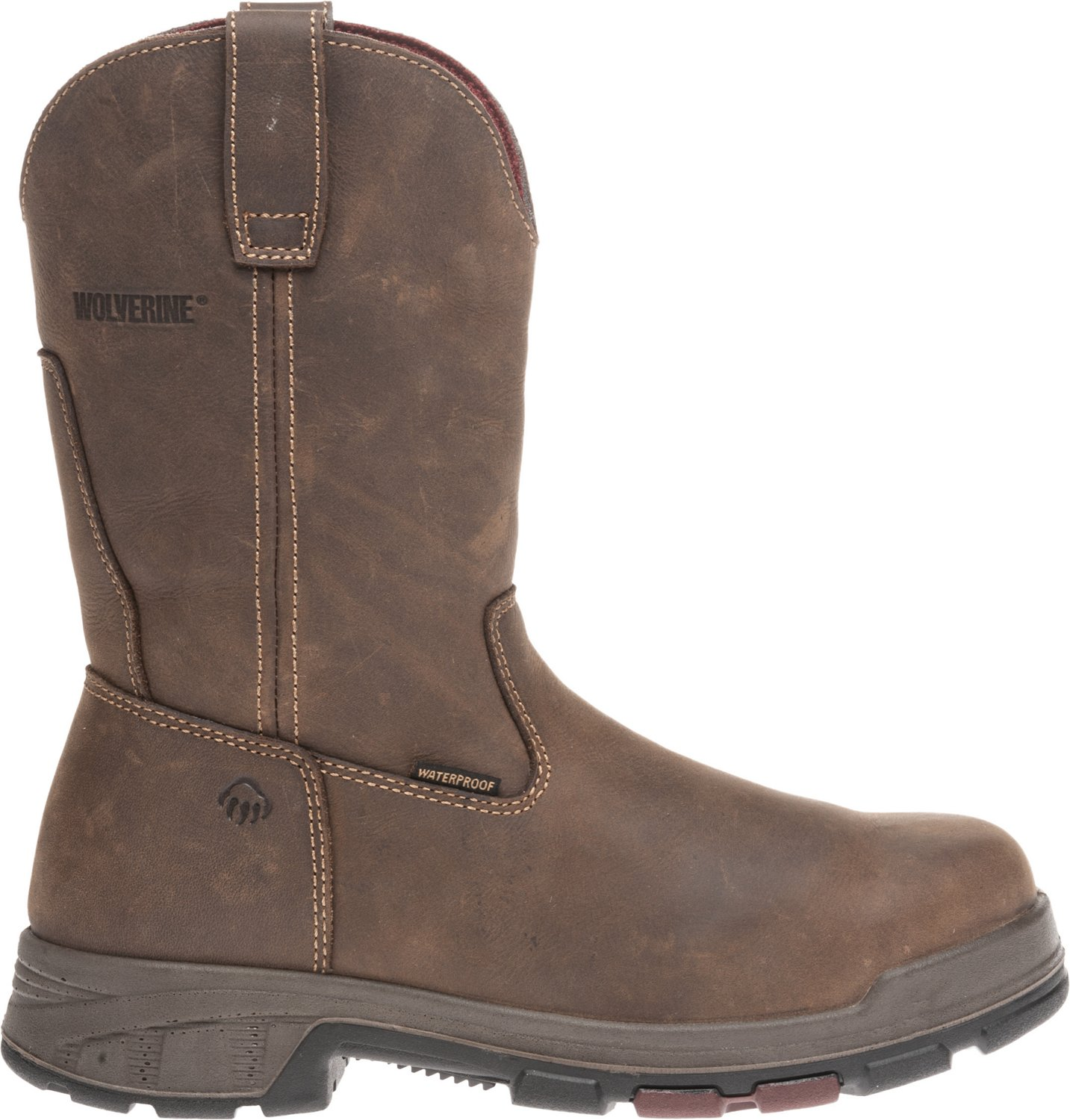 717481b4a30 Wolverine Men's Cabor EPX EH Composite Toe Wellington Work Boots