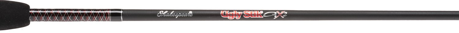 Shakespeare® Ugly Stik GX2 6' M Casting Rod - view number 2