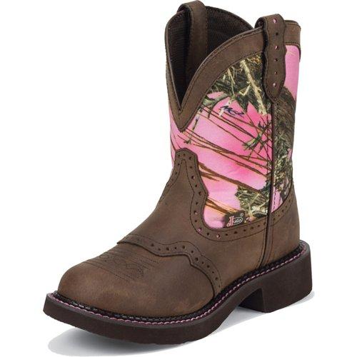 Justin Women's Gypsy® Aged Bark Western Boots