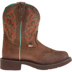 Women's Gypsy® Barnwood Cowhide Western Boots