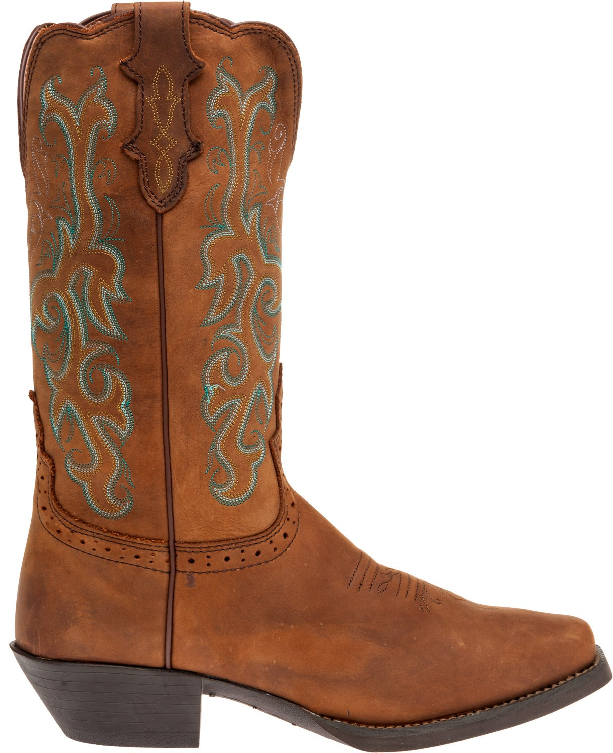4882d41211bcd Display product reviews for Justin Women's Stampede Sorrel Apache Western  Boots