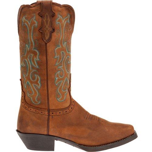 Justin Women's Stampede Sorrel Apache Western Boots