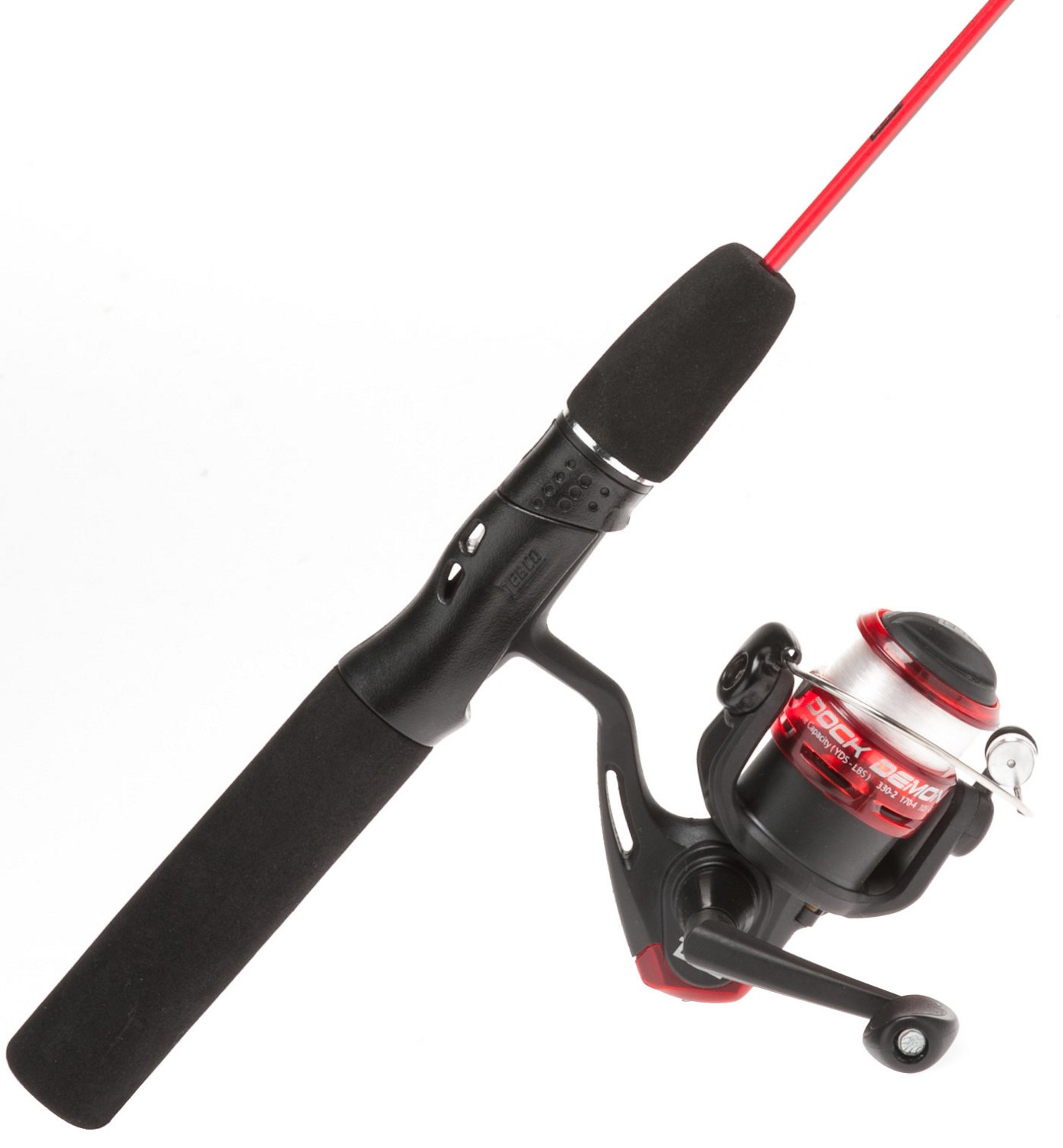 """fishing academydisplay product reviews for zebco dock demon 2\u00276\"""" freshwater spinning rod and reel"""