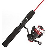 "Zebco Dock Demon 2'6"" Freshwater Spinning Rod and Reel Combo Convertible"