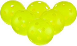 Academy Sports + Outdoors Softballs 6-Pack