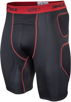 Rawlings Men's Baseball Slider Short