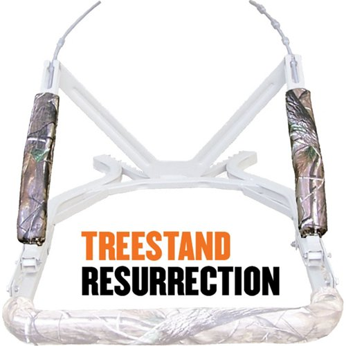 Cottonwood Outdoors Weathershield Treestand Resurrection 15' Arm Rail Pads 2-Pack