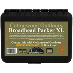 Broadhead Packer XL Archery Accessory Case