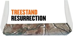 Cottonwood Outdoors Weathershield Treestand Resurrection G-Slam Shooting Rail Pad