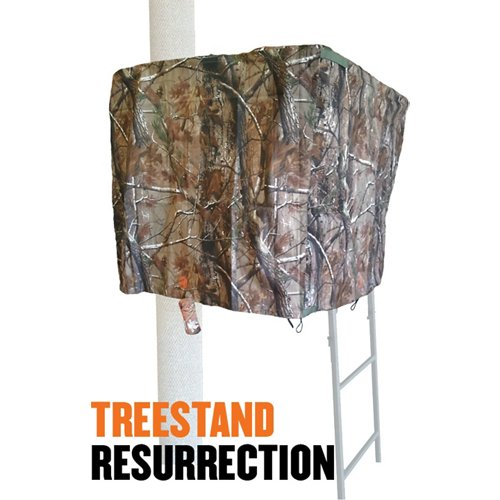 Cottonwood Outdoors Weathershield Treestand Resurrection 2 Panel ADA Blind System Kit