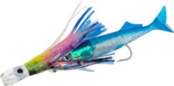 "Williamson Live Swimming Ballyhoo Combo 5-1/2"" Rigged Plastic Swimbait"