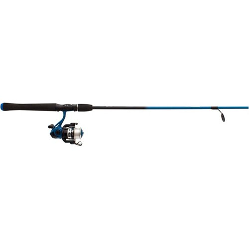 Zebco Splash 6' ML Spinning Rod and Reel Combo
