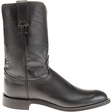 37cd53a13ec Justin Men's Kipskin Roper Boots
