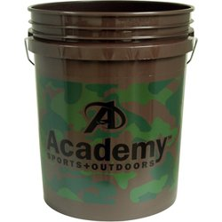 5-Gallon Camouflage Bucket
