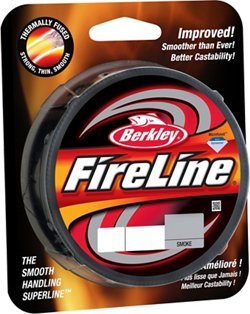 Original FireLine 125 yards Braided Fishing Line