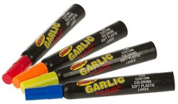 Spike-It Garlic Scent Markers 4-Pack