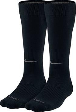 Nike Adults' Performance Knee-High Baseball Training Socks 2 Pack