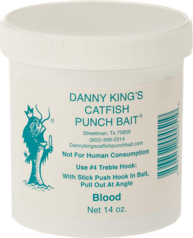 Danny King's 14 oz. Blood Punch Bait