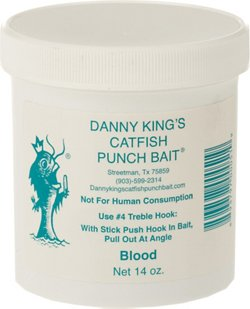 Danny King's 14 oz. Blood Punch Bait