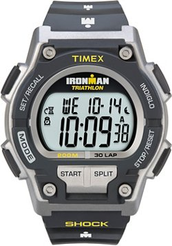 Timex Men's Ironman Endure Shock 30-Lap Watch