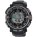 Casio Men's Pro Trek PRW2500R-1CR Atomic Solar Digital Watch