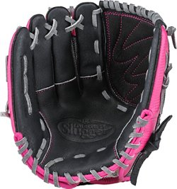 "Louisville Slugger Youth Diva 10.5"" Fast-Pitch Softball Glove Left-handed"