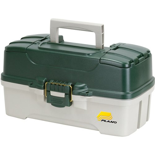 Plano® 3-Tray Tackle Box