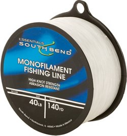 40 lb. - 140 yards Monofilament Fishing Line