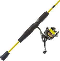 "Mr. Crappie® Slab Shaker 4'6"" L Freshwater Spinning Reel and Rod Combo"