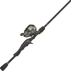 33 ATAC 6' M Freshwater Spincast Rod and Reel Combo