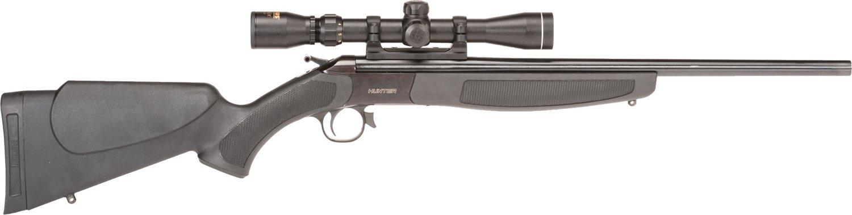 CVA Hunter Compact .243 Break-Action Scoped Rifle
