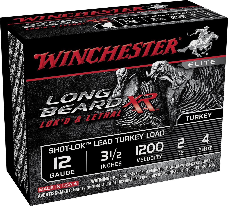Winchester Long Beard XR 12 Gauge 3.5 inches 4 Shot Shotshells