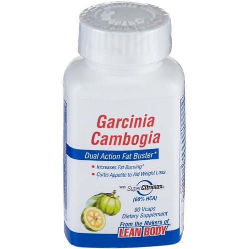 Labrada Garcinia Cambogia Dual-Action Fat Burning Capsules