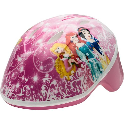 Disney Princess Toddler Girls' Fairy-Tale Explorer Bike Helmet