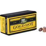 Speer Gold Dot .40/10mm 180-Grain Hollow-Point Bullets - view number 1