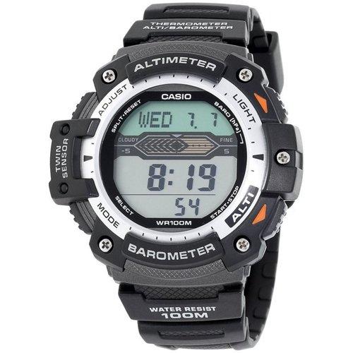 Casio Men's Twin Sensor Altimeter/Barometer Watch