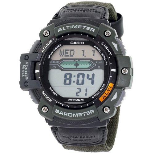 Casio Men's Twin Sensor Multifunction Altimeter/Barometer Watch