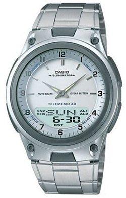 Casio Men's Analog/Digital Bracelet Watch