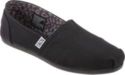 SKECHERS Women's BOBS Plush Peace and Love Casual Shoes
